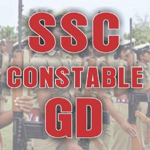 SSC Constable GD